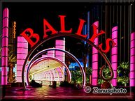 Entrance to Ballys Casino