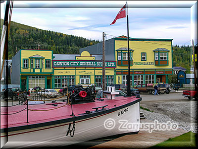 General Store in Dawson City