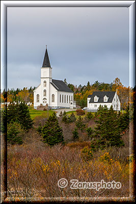 Kirche in Sheet Harbor