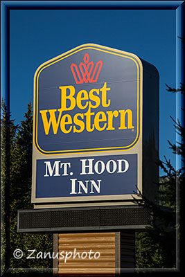 Best Western Hotel in Goverment Camp