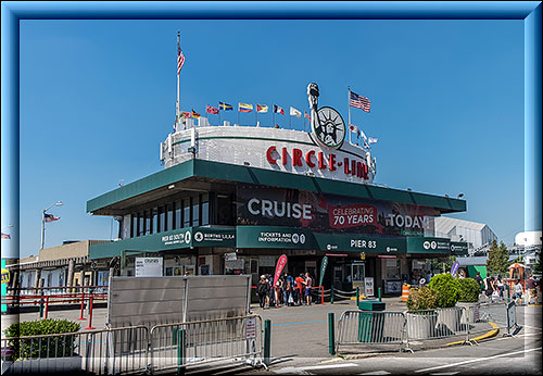 Circle Line Cruise Buchungsoffice
