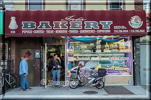 Ines Bakery in Brooklyn