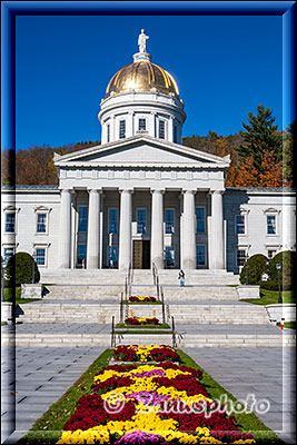 State House in Montpelier