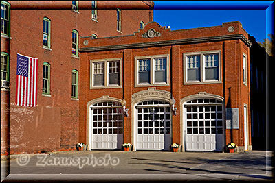 Fire Station in Montpelier