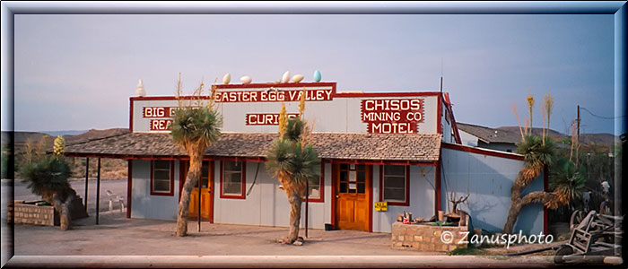 Motel am Highway 170, ein kleines Adventure