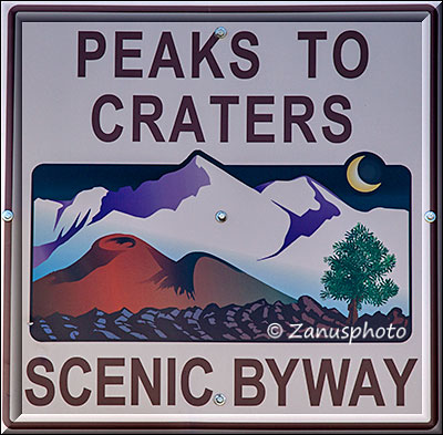 Scenic Byway in Idaho