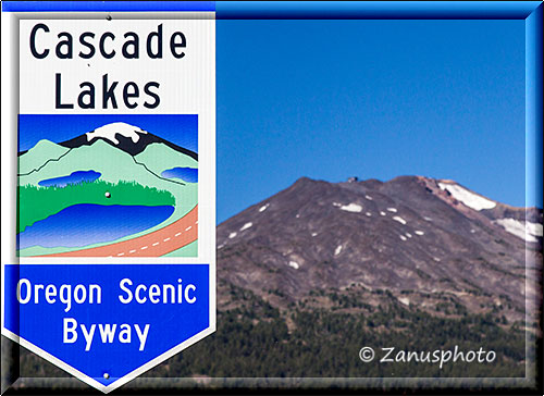 Cascade Lakes Byway