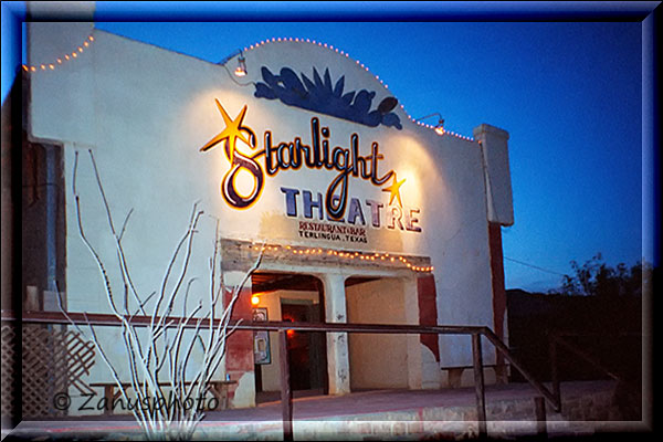 Starlight Theatre in der Town