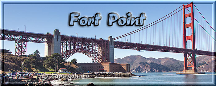 Titelbild der Webseite SF Fort Point