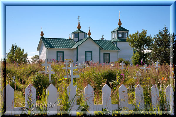Russian Orthodox Church on the Hill