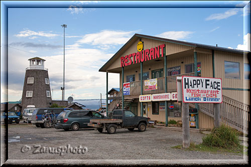 Restaurant in Homer Spit