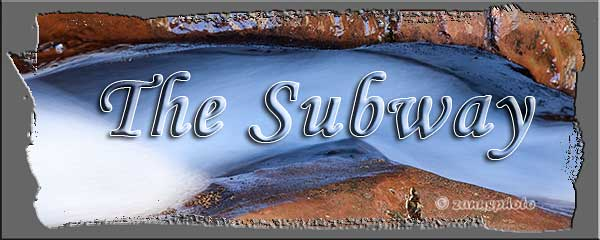 Titelbild der Webseite The Subway