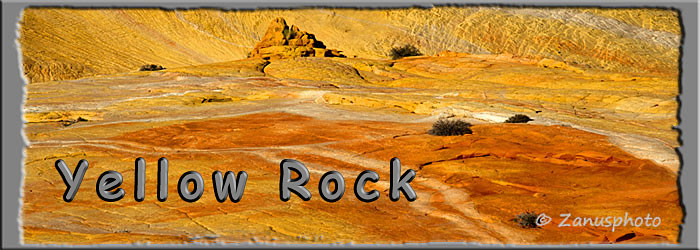 Titelbild der Webseite Yellow Rock